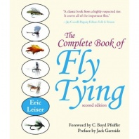 "Книга Eric Leiser ""The Complete Book of Fly Tying, Second Edition""(анг.)"